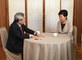 Interview de la présidente