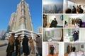 Kim Jong-un visite un site en construction
