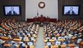 Session provisoire du Parlement