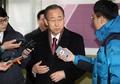 Ban Ki-moon tras renunciar a la candidatura presidencial