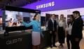 Téléviseur QLED de Samsung