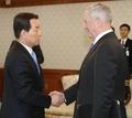 Jefes de Defensa de Seúl y Washington