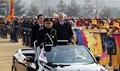 El ministro de Defensa surcoreano con James Mattis