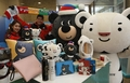 Las mascotas de los JJ. OO. de Invierno de PyeongChang