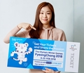 Début des ventes de billets pour PyeongChang