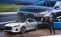 Hyundai Elantra GT à Chicago