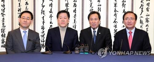 야4당 원내대표, 내일 정의장 방문…특검 연장 직권상정 촉구