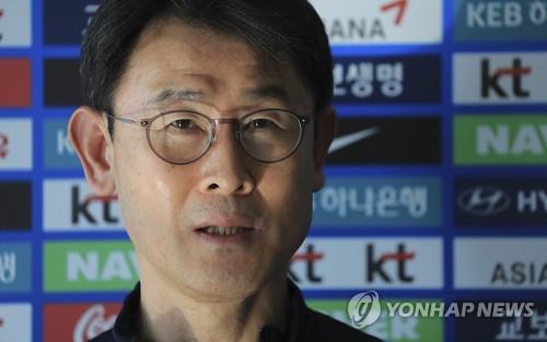 """윤덕여호, 키프로스컵 참가차 출국…""""북한 넘겠다"""""""