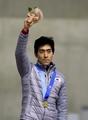 Oro para Corea del Sur en patinaje de velocidad