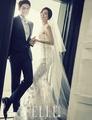 Oh Sang-jin wedding