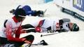 Corea del Sur gana la plata en esquí de fondo