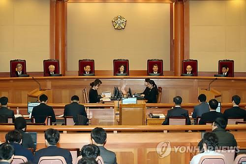 '원색비난·기피신청' 헌재-대통령측 '대충돌'