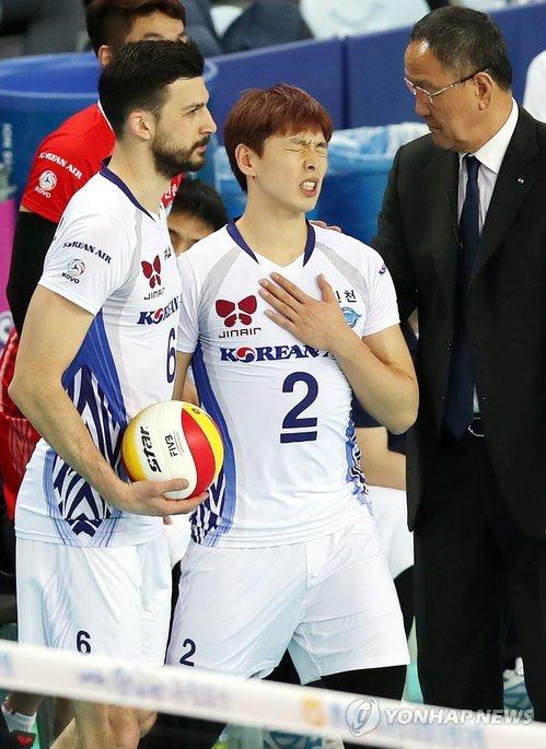 가스파리니·김학민을 돋보이게 하는 세터 한선수