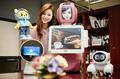 AI robots at MWC 2017