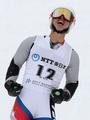 Plata de Kim Hyeon-tae en esquí alpino