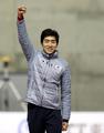 Oro en 10.000 metros masculinos de patinaje de velocidad