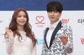 Lee Teuk at Gaon Chart K-pop Music Awards