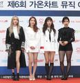 Mamamoo at Gaon Chart K-pop Music Awards