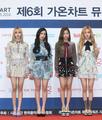 Black Pink at Gaon Chart K-pop Music Awards