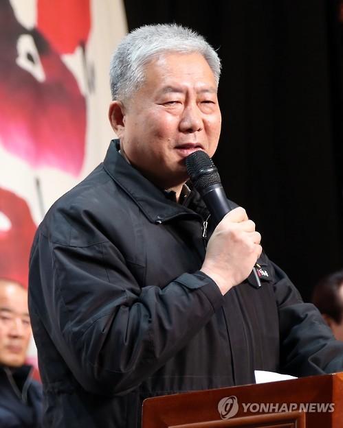 한국산업인력공단 이사장에 김동만 전 한국노총 위원장