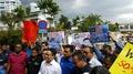 Malasia protesta contra Corea del Norte