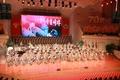 70º aniversario del Coro Estatal Benemérito norcoreano