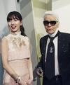 Suzy en la Semana de la Moda de Milán