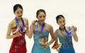 Oro para Corea del Sur en patinaje artístico