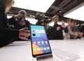 LG presenta su nuevo teléfono inteligente en el MWC