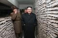 Kim Jong-un inspecciona una unidad militar