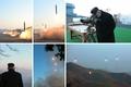 Pyongyang lanza cuatro misiles balísticos