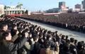 Corea del Norte promociona el eslogan del líder