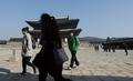 Desciende el número de turistas chinos en los palacios