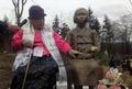 Se instala la primera estatua de Europa para recordar a las 'mujeres de consuelo'