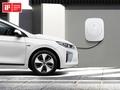 El cargador eléctrico del Ioniq de Hyundai