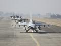 韓国空軍が戦闘訓練