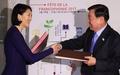 Accord de promotion du français PyeongChang-OIF