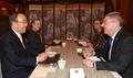 Ban Ki-moon y el presidente del COI
