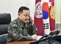 Entre chefs des armées Séoul-Washington