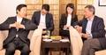 Chefs des diplomaties coréenne et singapourienne
