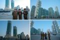 Kim Jong-un inspecte la «rue Ryomyong»