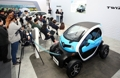 Voiture électrique Twizy de Renault Samsung