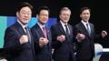 最大野党の大統領選候補が討論会