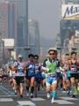 ソウルで国際マラソン大会
