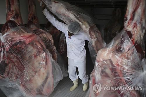홍콩도 브라질산 육류 수입 중단
