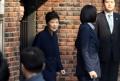 Park quitte sa résidence