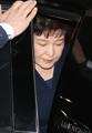 Park es interrogada durante toda la noche por el escándalo de corrupción