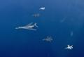Exercice militaire aérien Séoul-Washington