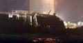 Opération nocturne pour renflouer le ferry Sewol