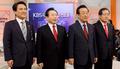 한국당 경선 현장투표율 18.7%…2012년 절반에도 못 미쳐